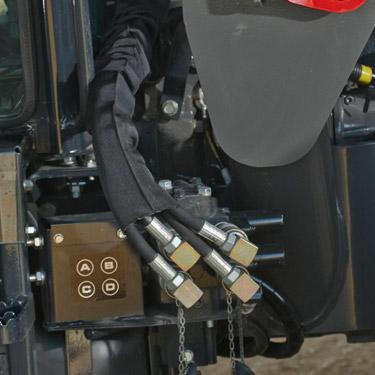 MF4600 Hydraulics