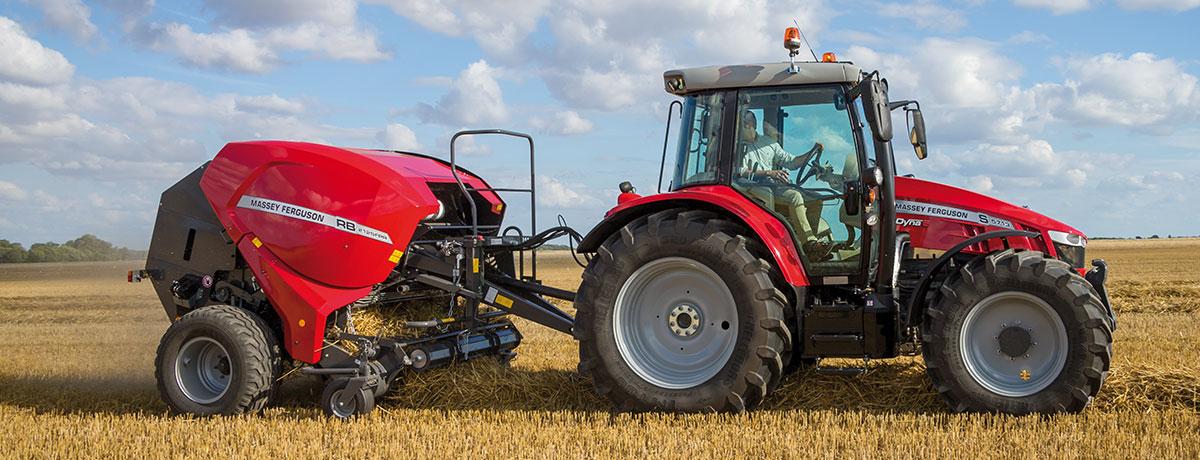 MF57/6700S Series Tractors