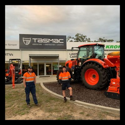 Tasmac Service Team