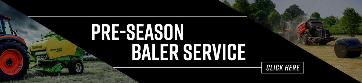 pre-season baler service