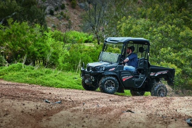 rtv xg850 new utility vehicle